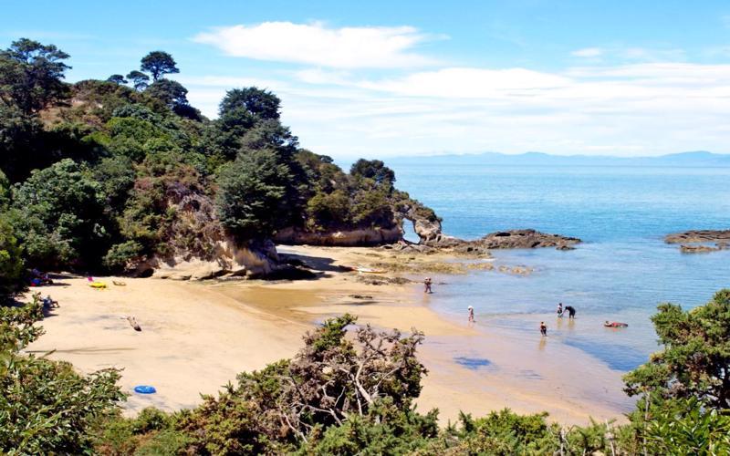Kaiteriteri-in-Tasman